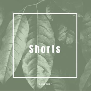 Pants - Shorts posted